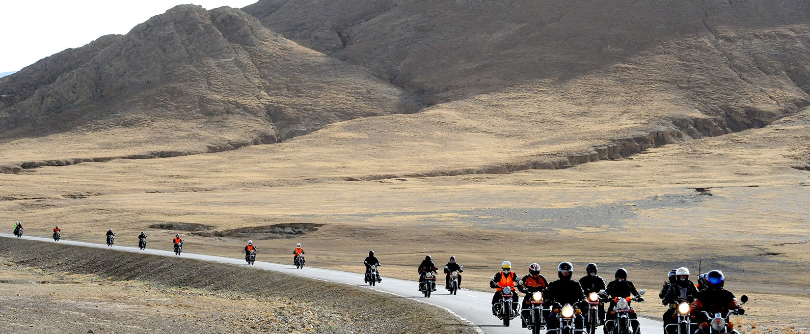 Cross Country Motorbike Tour